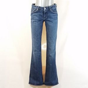 7/For All Mankind Flare-Leg Jeans